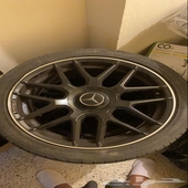 جنوط AMG نفس الجديد
