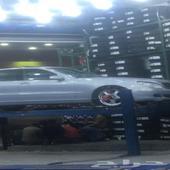 مرسيدس فل كامل 2003 للبيع اوالبدل بسياره مناسبه حجم 350