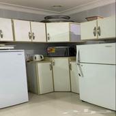 مطبخ وفريزر وثلاجة وفرن ب2500