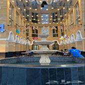 محل لتنازل في افضل مجمع مطاعم في الدمام ( اوان غاليري )