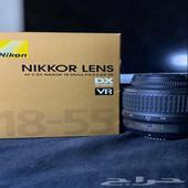 كاميرا نيكون Nikon D3200