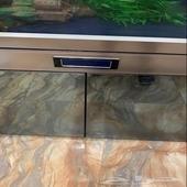 حوض سمك مستخدم