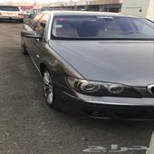 BMW حجم 750