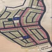 ارض للبيع مساحة 600