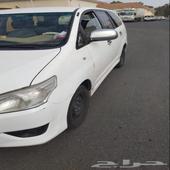 سياره للبيع انوفا موديل 2013 ابيض اللون
