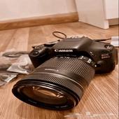 كاميرا كانون d 600