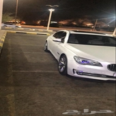 ضمانها الي 2022 BMW-730