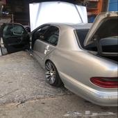 Mercedes benz E320