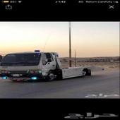 سطحه لنقل السيارات المتعطله او المصدومة و لشحنه خارج الرياض