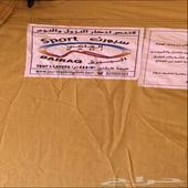 للبيع خيمة القاضي نوع البيرق سبورت