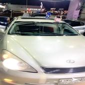 الرياض - السيارة  لكزس - ES