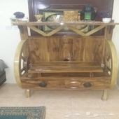 الطبليه العدد 3   طاولة تلفزيون كبيرة العدد 1