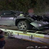 جميس سييرا 2016 للبيع تشليح