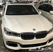 BMW 730 Li  بي ام خليجي 2019