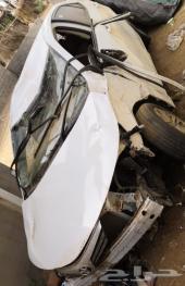 سيارة كورولا 2018 مصدومه للبيع