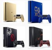 PS4 برو - سلم مع 130 لعبة (النسخة المميزة)