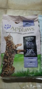 طعام قطط كلاب وطيور بسعر مميز