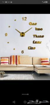 ساعات جدارية 3D