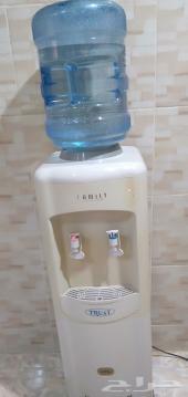 فرن كهربائي وبراد ماء واثاث للبيع