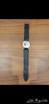 أنتيك ساعة قديمة عليها صورة الملك عبدالله