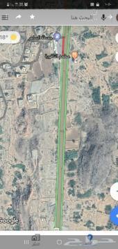 ارض للبيع في محافظة بارق
