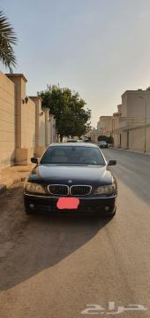بي ام دبليو BMW 730