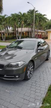 للبيع BMW 535i 2015 نظيف ومميز جدا بدي وكالة