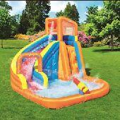 حديقة الالعاب المائية للأطفال