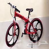 دراجات جبلي قابلة للطي