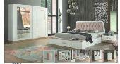 غرف نوم تركية فخمة