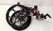 دراجات تورنادو ألمنيوم قابلة للطي
