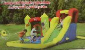 قلعة القفز للأطفال