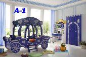 غرف نوم اطفال جديدة بتصاميم مودرن
