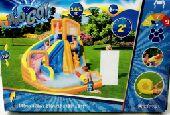 حديقة الألعاب المائية للأطفال