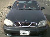 سيارة دايو لانوس للبيع موديل 2000