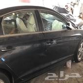 سيارة هيونداي سوناتا 2018 مصدومة للبيع