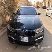 BMW 740 M KIT 2016 تحت الضمان