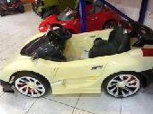 سيارة أطفال سبورت بشكل ومميزات جميلة