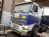 جدة - شاحنة فولفو 2001 نظيفة