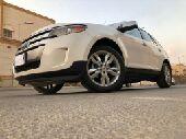 فورد ايدج أبيض لؤلؤي 2012 فل كامل سبورت