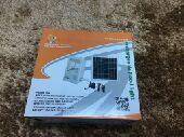 كشاف 50واط عالطاقة الشمسية مع حساس يشتغل ليلا