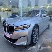 BMW 730 2021 جديد   اصفار