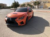 Lexus RCF 2015