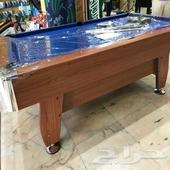 طاولة بلياردو حجم كبير جديد بالكرتون