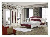 غرف نوم مودرن حفر كلاسيك صناعة تركية مع التوص