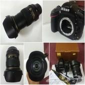 كاميرا نيكون nikon d610 مع 24-120 الفاخرة