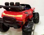 عرض خاص على سيارة أطفال بخمس محركات