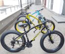 دراجة كفرات عريضه ب 650 ريال فقط