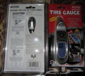 جهاز قياس ضغط هواء الإطارات الدقيق لأكثر مبيع