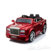 سيارة أطفال رولز رويس من عمر 3_8 سنوات ب700ر